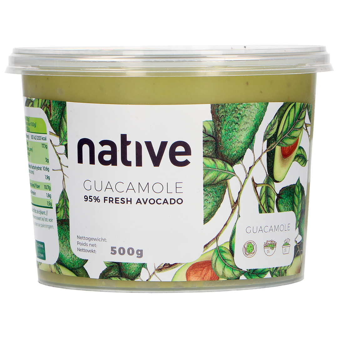 Productafbeelding Native Guacamole 500g