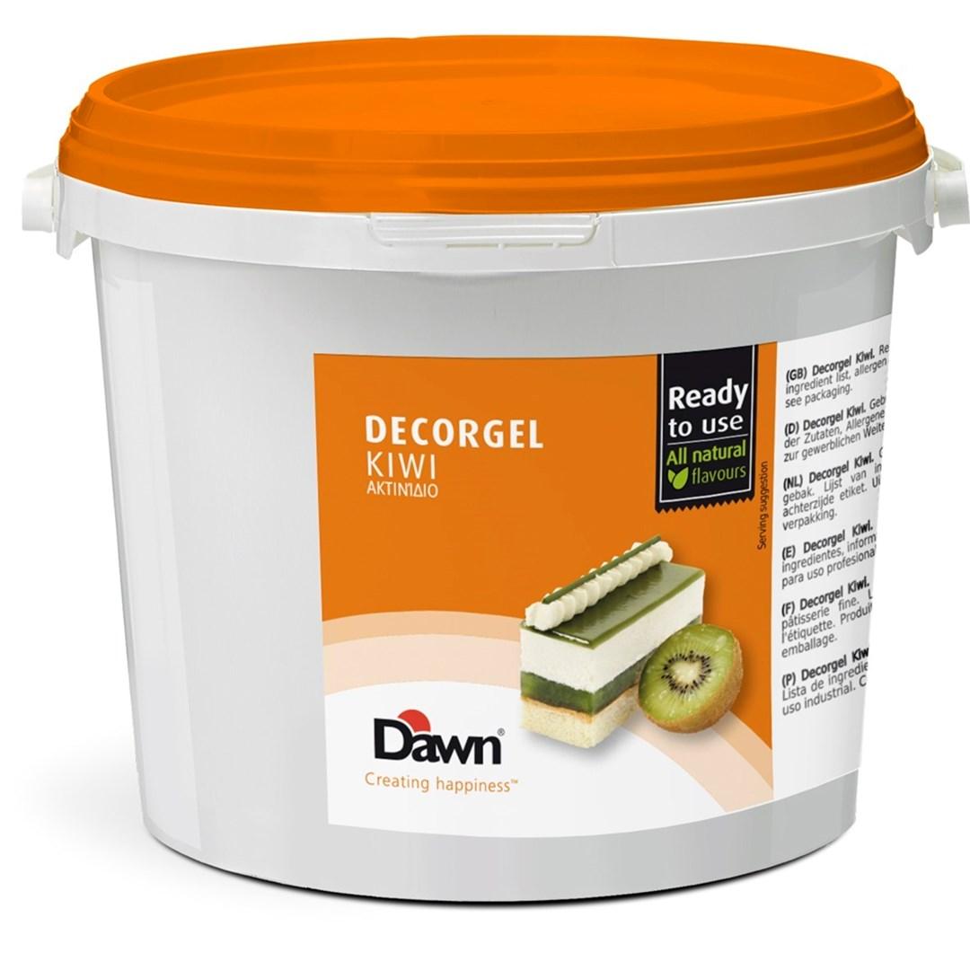 Productafbeelding Dawn Decorgel Kiwi 3 kg emmer