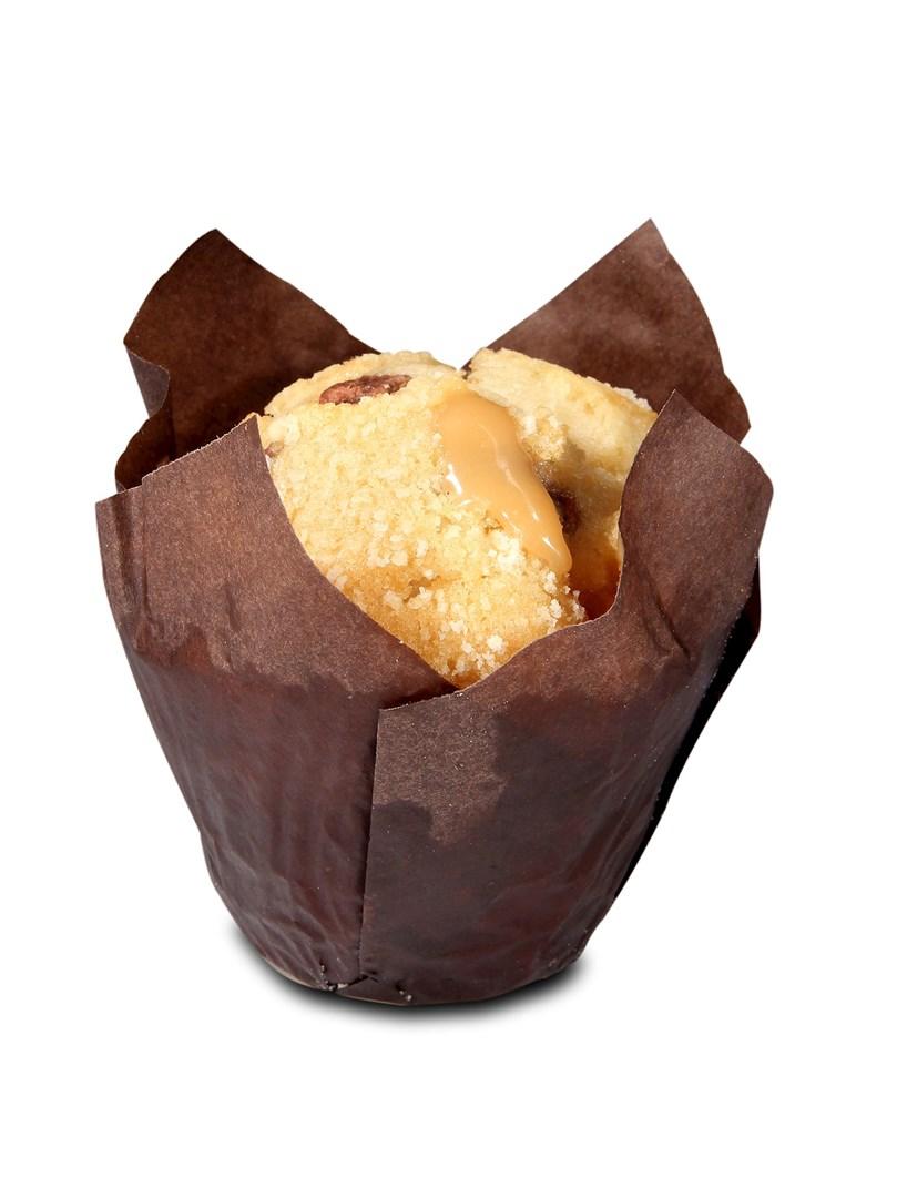 Productafbeelding Dawn Toffee Apple Injected Crumble Muffin 20 stuks doos