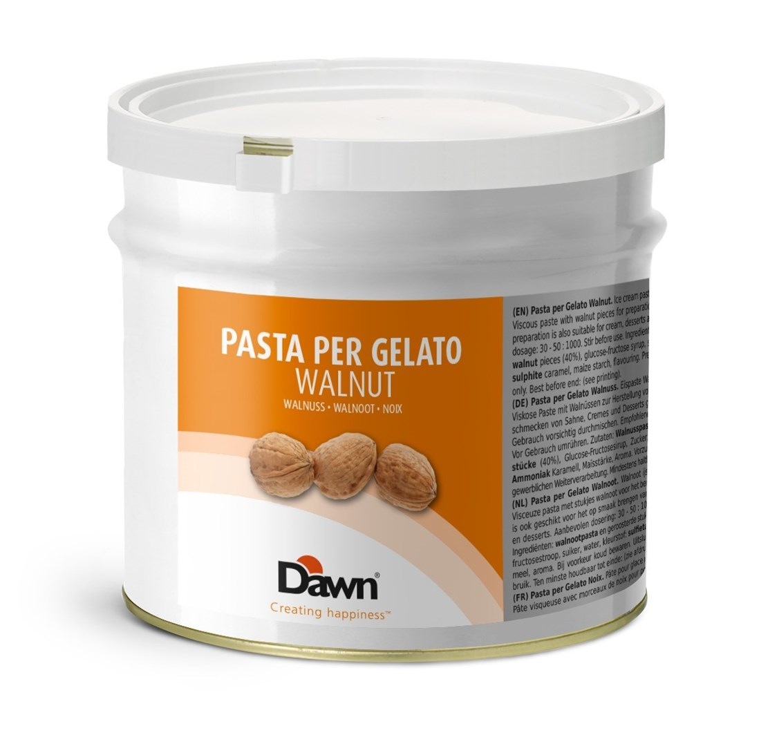 Productafbeelding Dawn Pasta Per Gelato Walnoot 3,5 kg blik