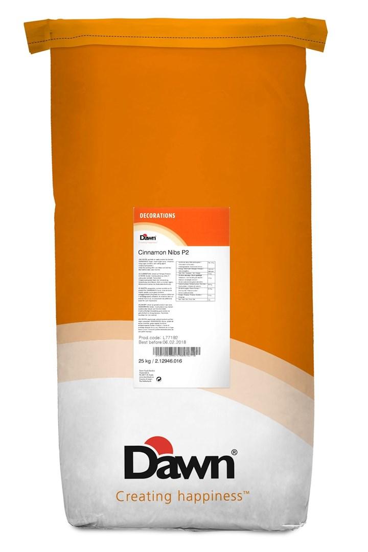 Productafbeelding Dawn Granules Kaneelsmaak P2 25 kg zak