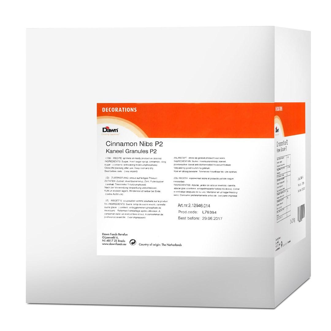Productafbeelding Dawn Granules Kaneelsmaak P2 2x2,5 kg doos