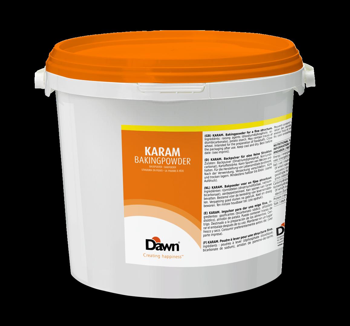 Productafbeelding Dawn Karam 5 kg emmer