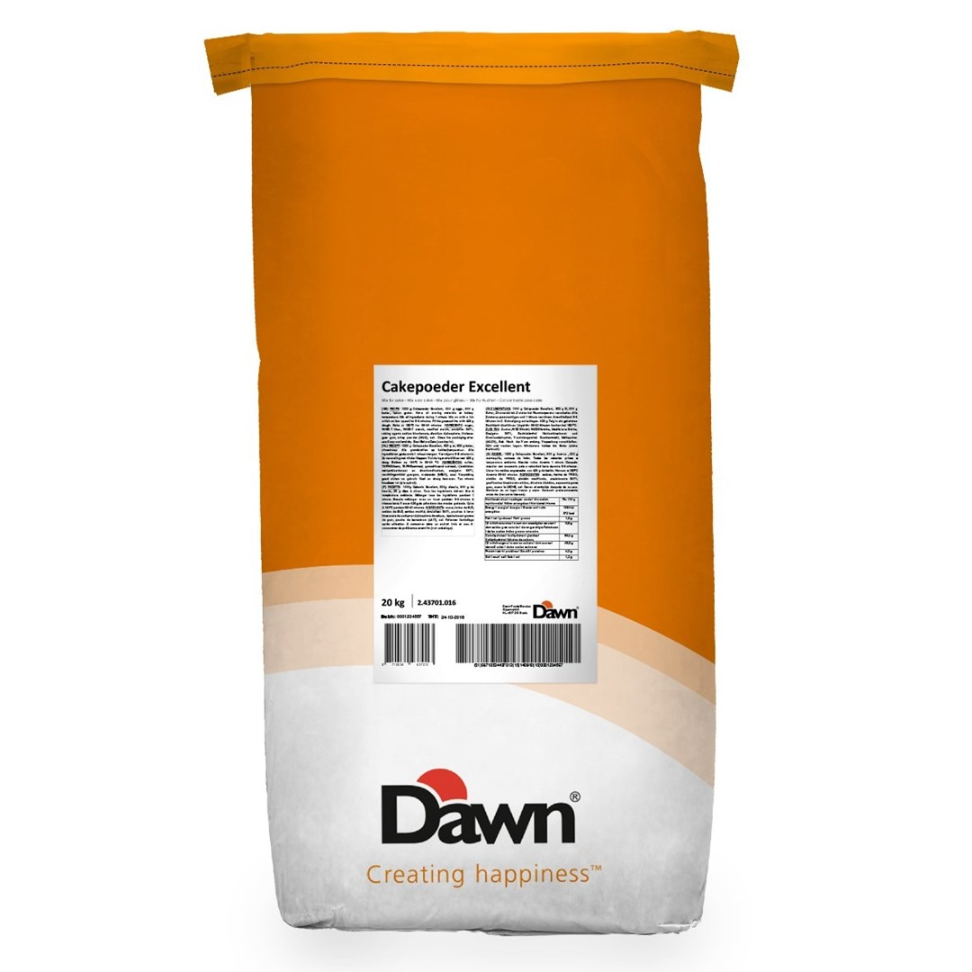 Productafbeelding Dawn Cakepoeder Excellent 20 kg zak