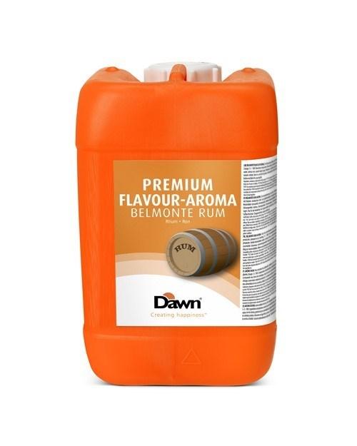 Productafbeelding Dawn Premium Flavour-Aroma Belmonte Rum 5,5 kg jerrycan