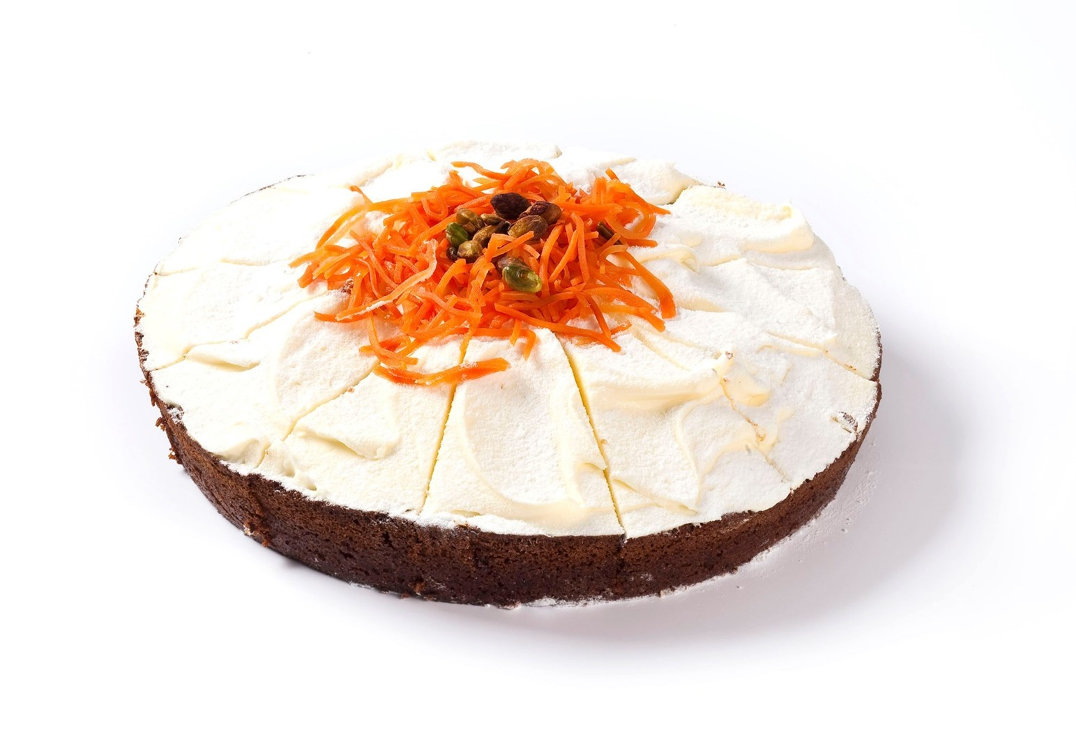 Productafbeelding CARROT CAKE (12PT)