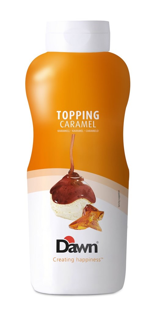 Productafbeelding Dawn Topping Caramel 1 kg fles