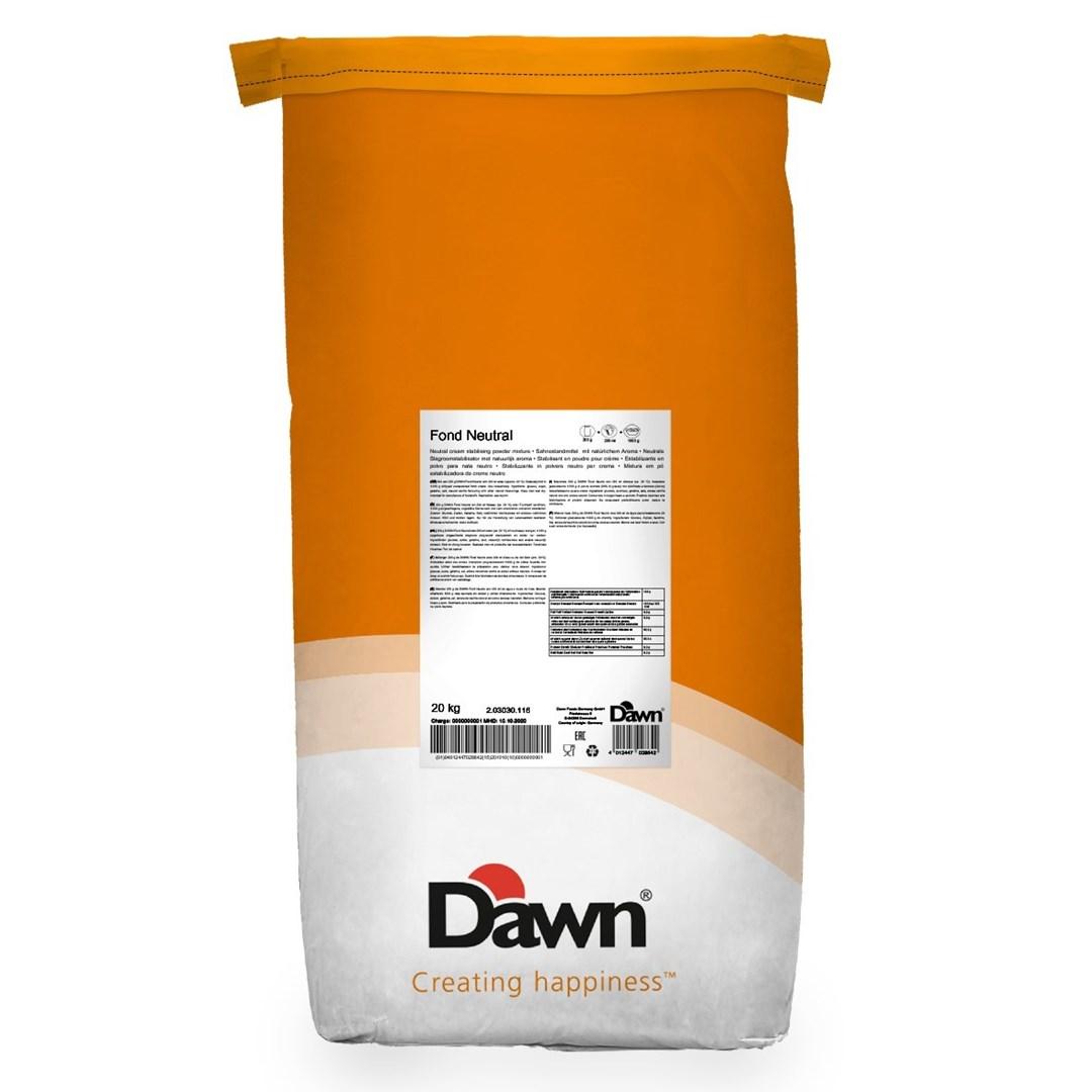 Productafbeelding Dawn Fond Neutral 20 kg zak