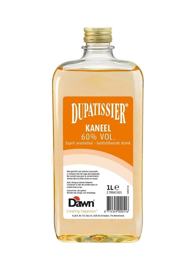 Productafbeelding Dawn Dupatissier Kaneel 60% vol. 1 lt fles