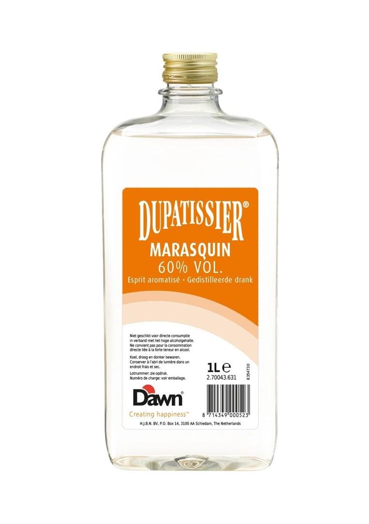 Productafbeelding Dawn Dupatissier Maraquin 60% vol. 1 lt fles