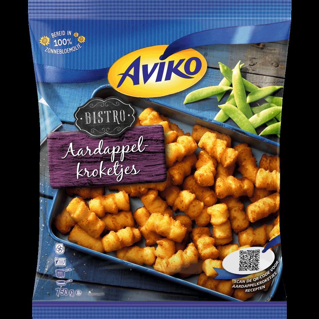Productafbeelding Aviko Aardappelkroketjes zbl 750g