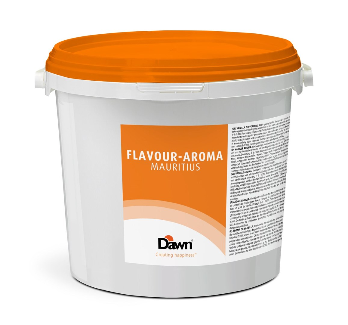 Productafbeelding Dawn Mauritius Vanille Aroma 5,5 kg jerrycan