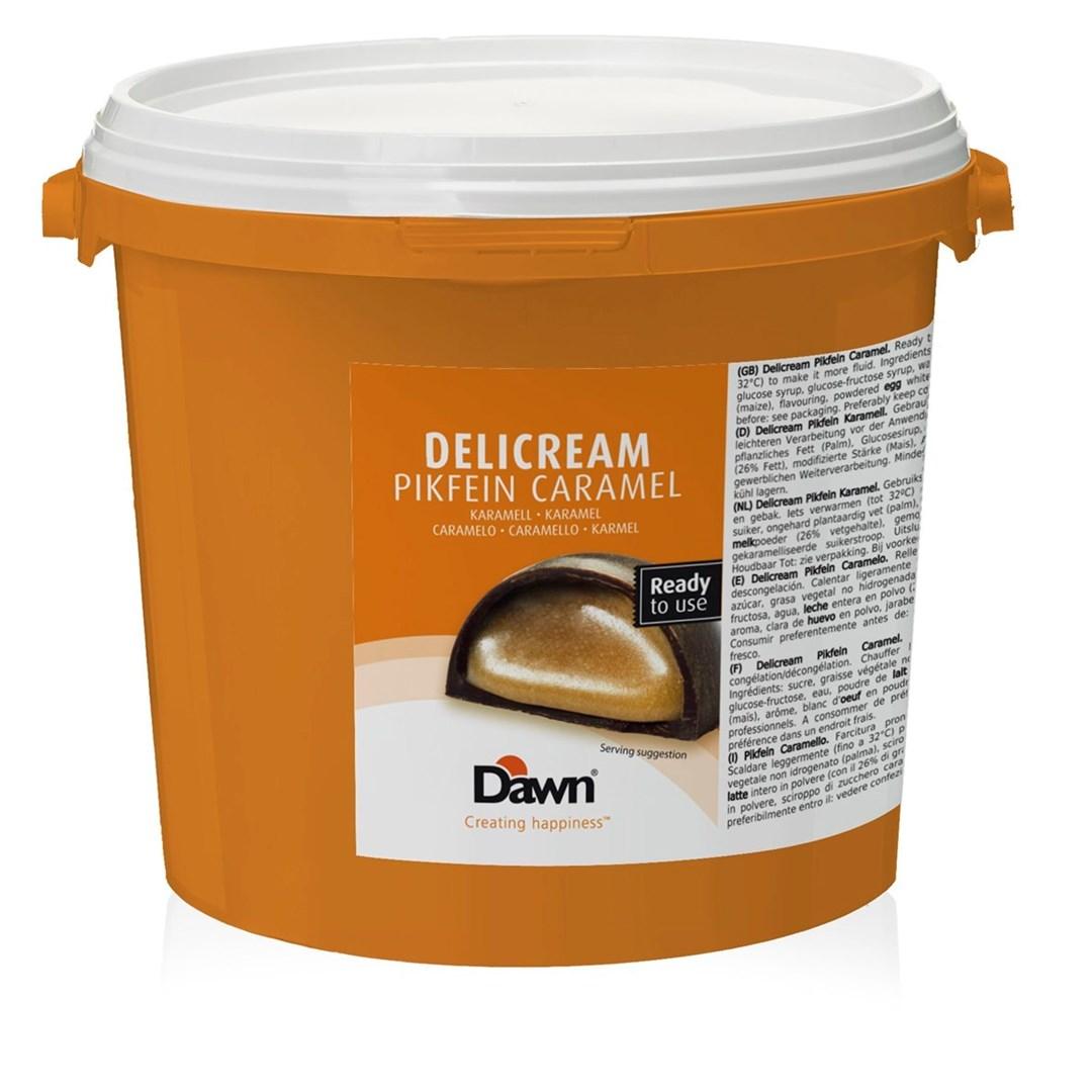 Productafbeelding Dawn Delicrean Pikfein Karamel 5 kg emmer