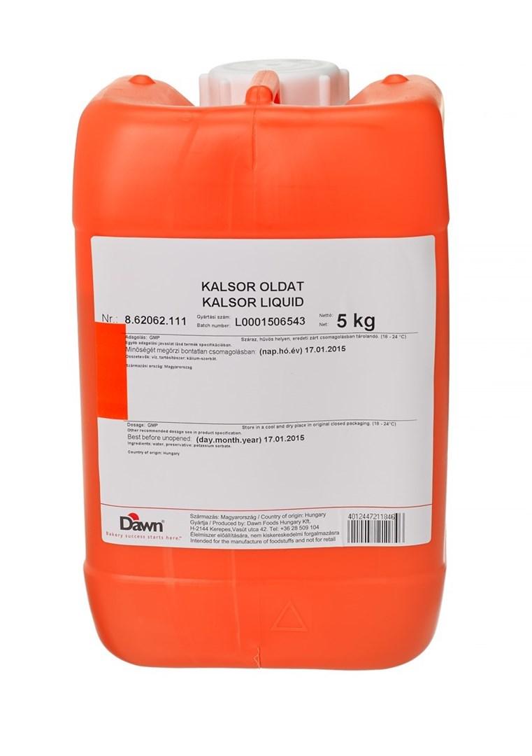 Productafbeelding Kalsor Liquid 5 kg jerrycan