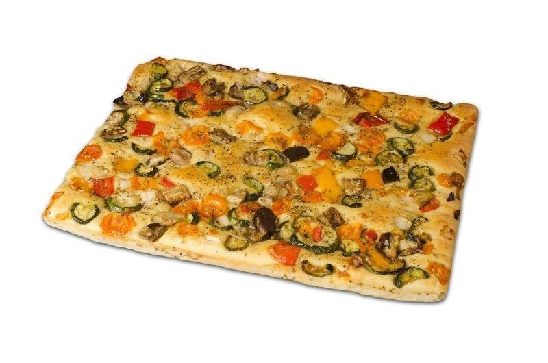 Productafbeelding Vegetarische focaccia