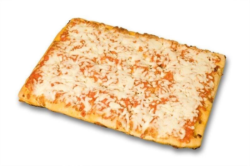 Productafbeelding Pizza margherita met dikke korst