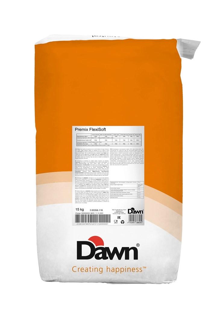 Productafbeelding Dawn Premix FlexiSoft 15 kg zak