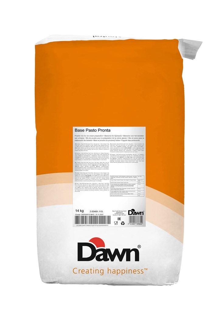 Productafbeelding Dawn Base Pasto Pronta 14 kg zak