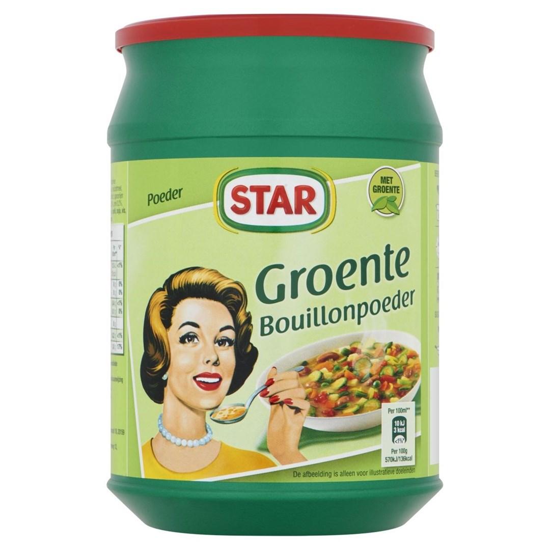 Productafbeelding Star Bouillonpoeder Groente 1000 g Bus