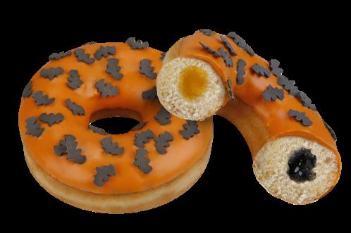 Productafbeelding Dawn Halloween Donut 12 stuks tray