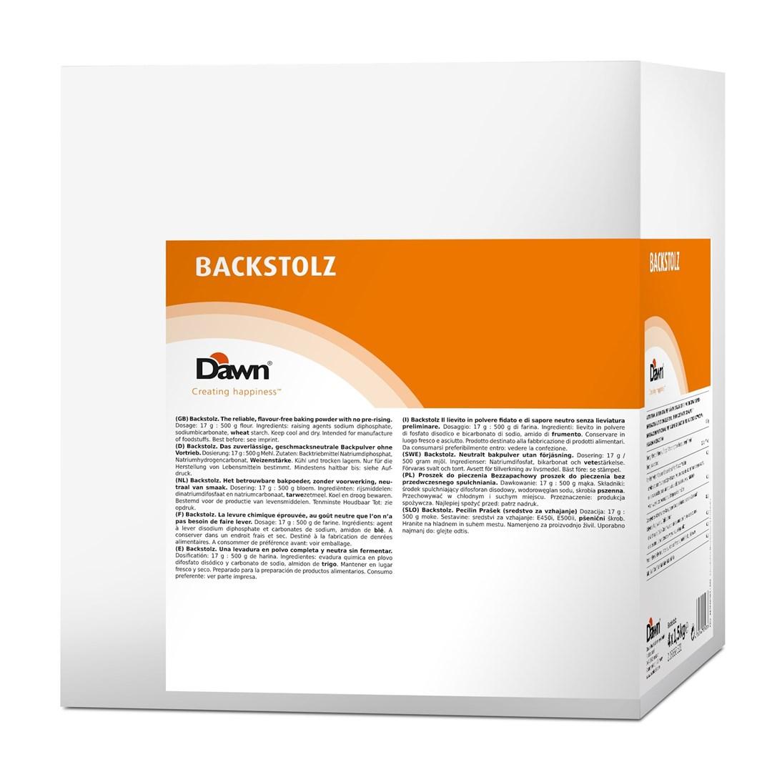 Productafbeelding Dawn Backstolz 1,5 kg zak