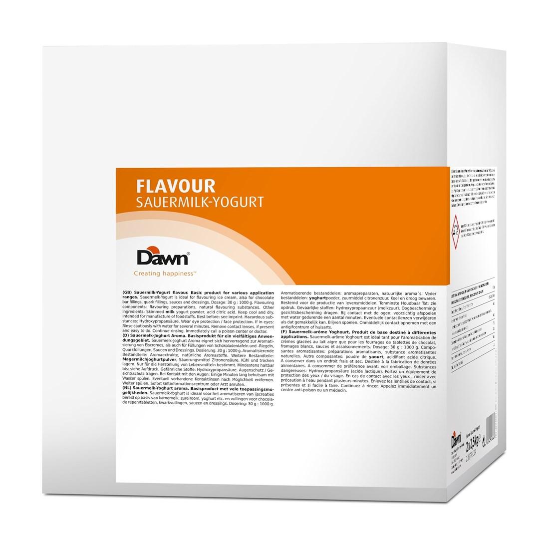 Productafbeelding Dawn Sauermelk-Yoghurt aroma 2,5 kg zak