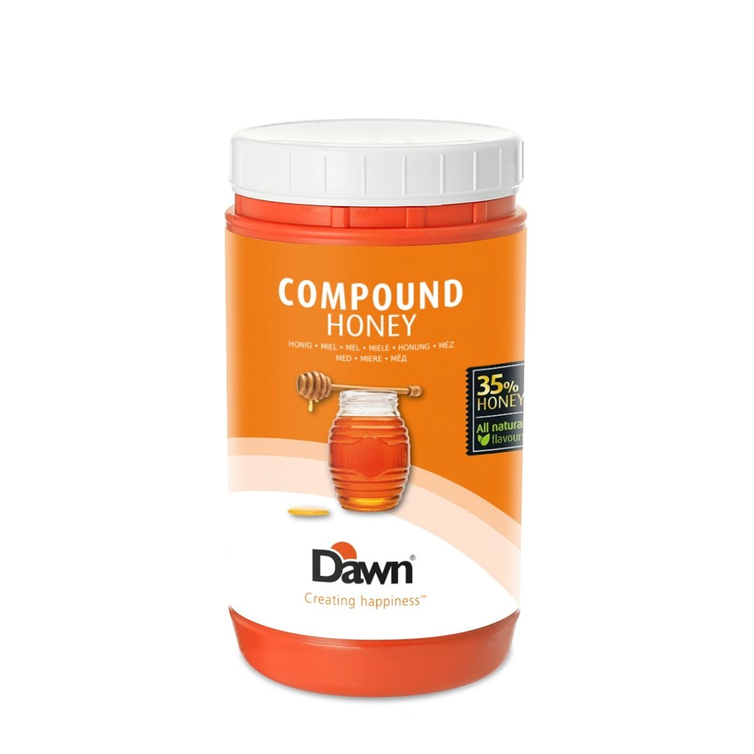 Productafbeelding Dawn Compound Honing 1 kg pot