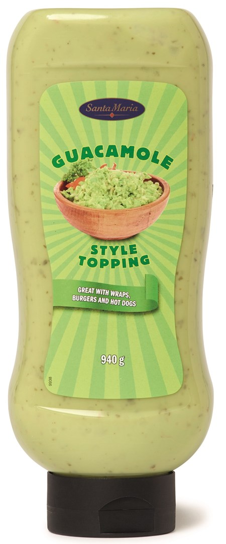 Productafbeelding Santa Maria 940G Tex Mex Style Topping