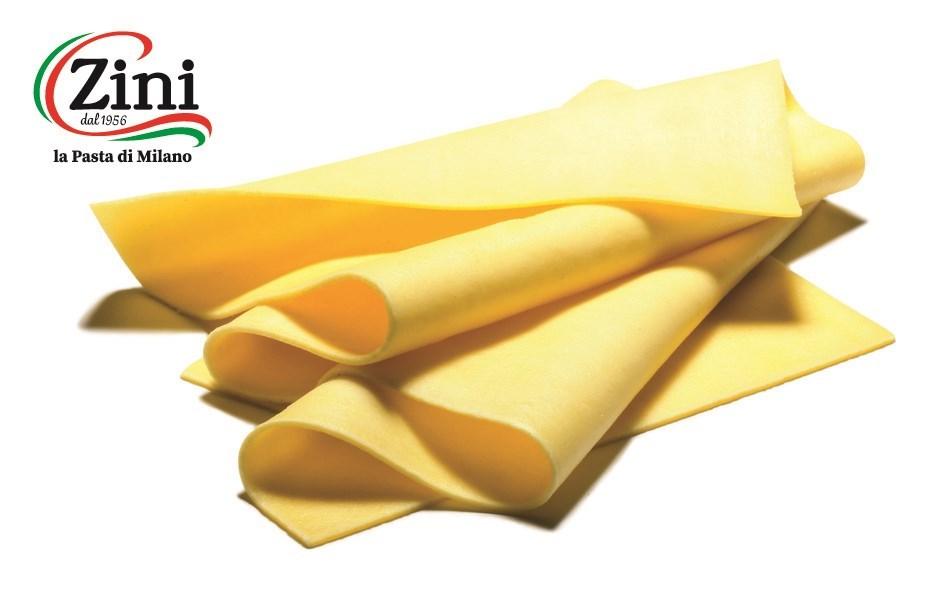 Productafbeelding Zini Lasagne (vellen) 2500 g, diepvries