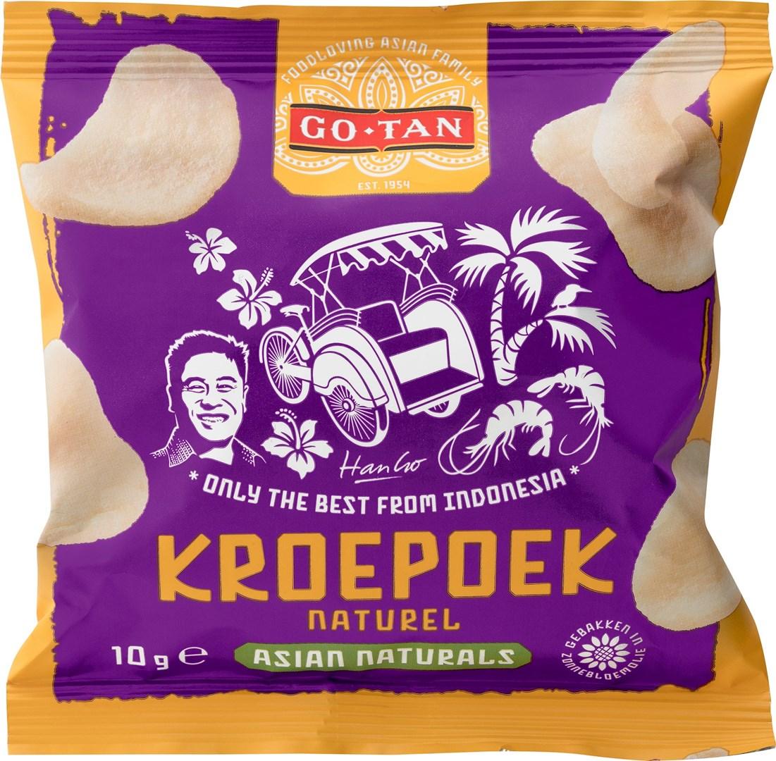 Productafbeelding Go-Tan Kroepoek 10g