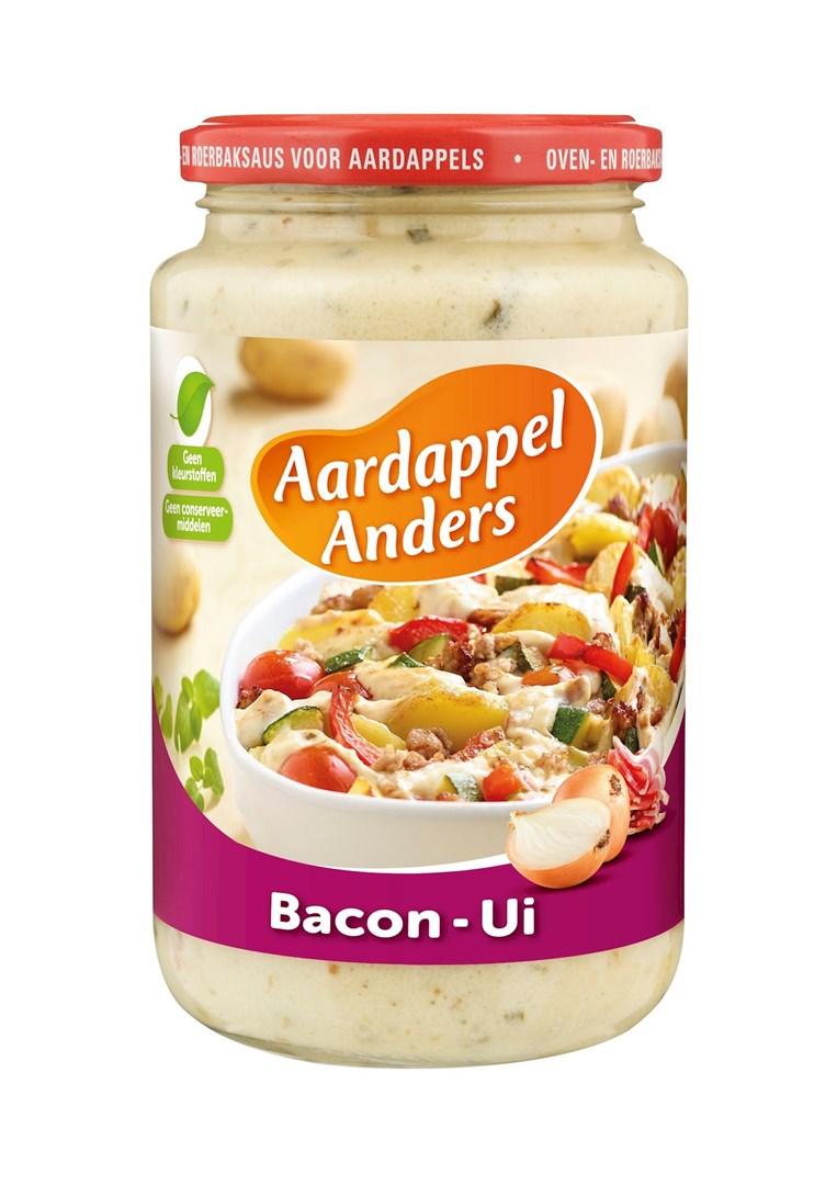 Productafbeelding Aardappel Anders Ovensaus Bacon - Ui 390 ml Bus