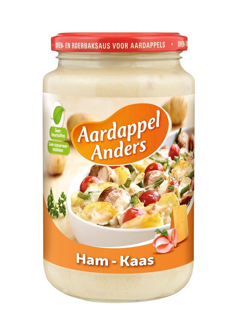 Productafbeelding Aardappel Anders Ovensaus Ham - Kaas 390 ml Bus