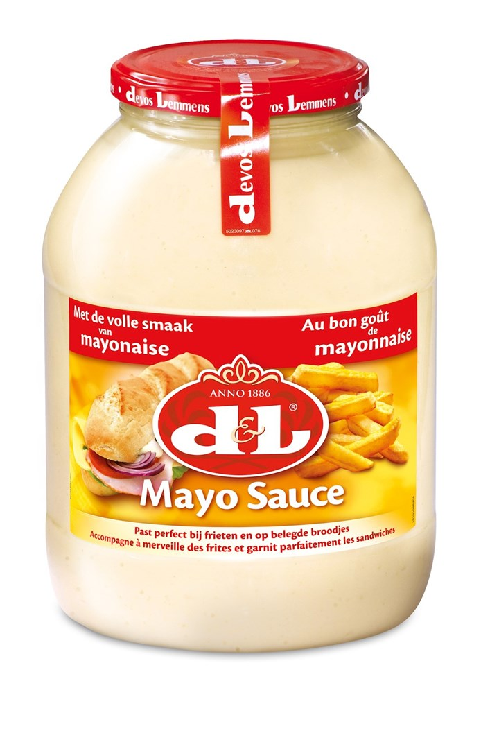 Productafbeelding D&L Saus Mayo 2 l Bus