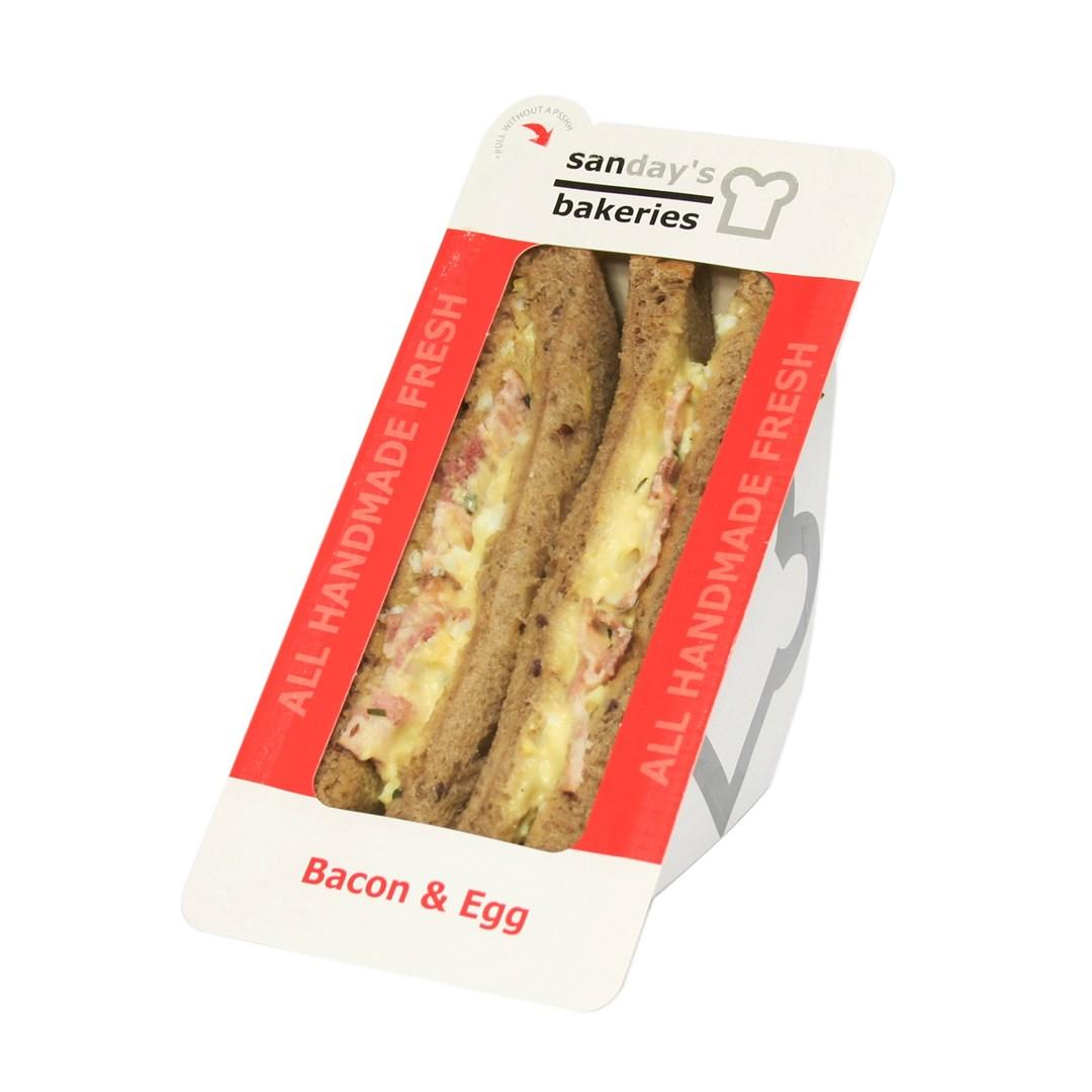 Productafbeelding Sw Bacon & Egg