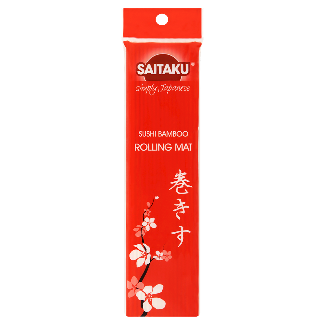 Productafbeelding Saitaku Rolmatje Sushi Bamboo 1 st. Zak