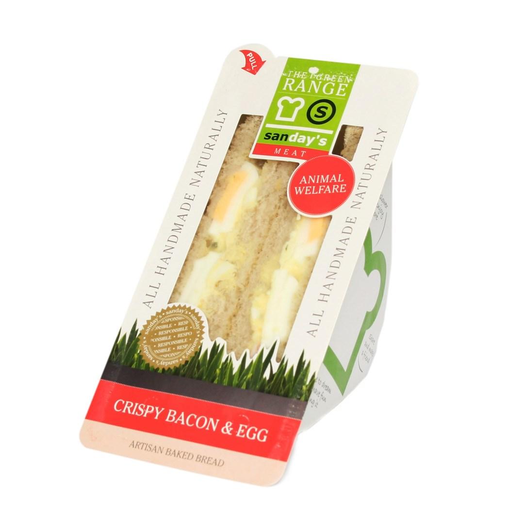 Productafbeelding Crispy bacon & egg
