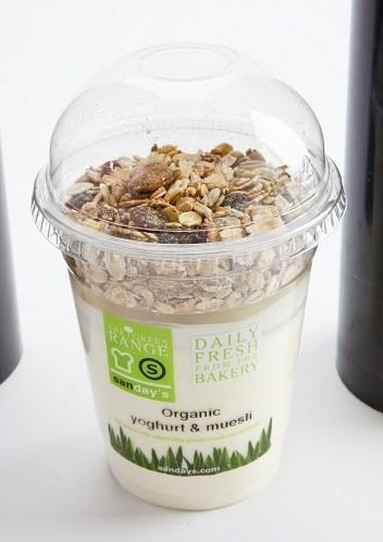 Productafbeelding Organic Yoghurt & muesli