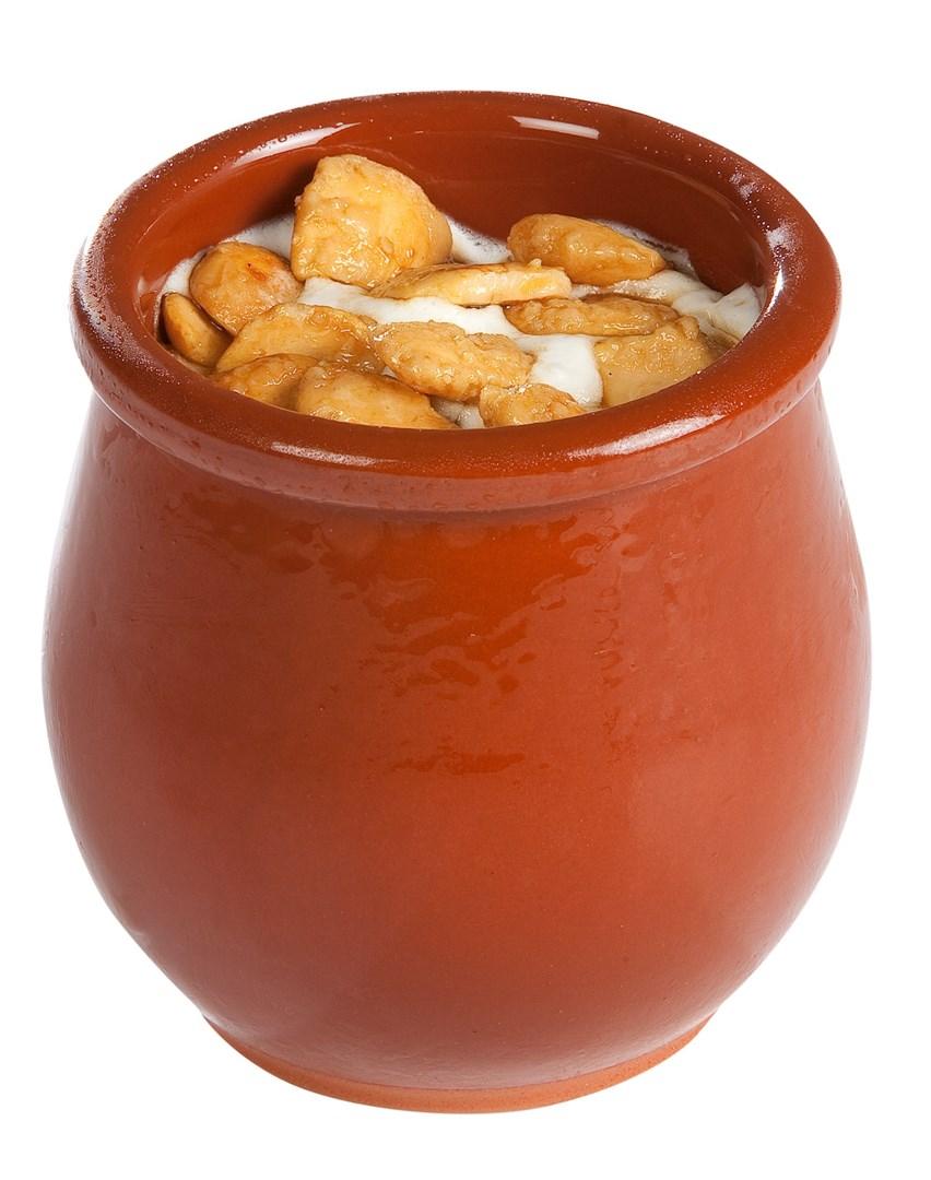 Productafbeelding La Menorquina Copa Requeson con miel 6x75 g