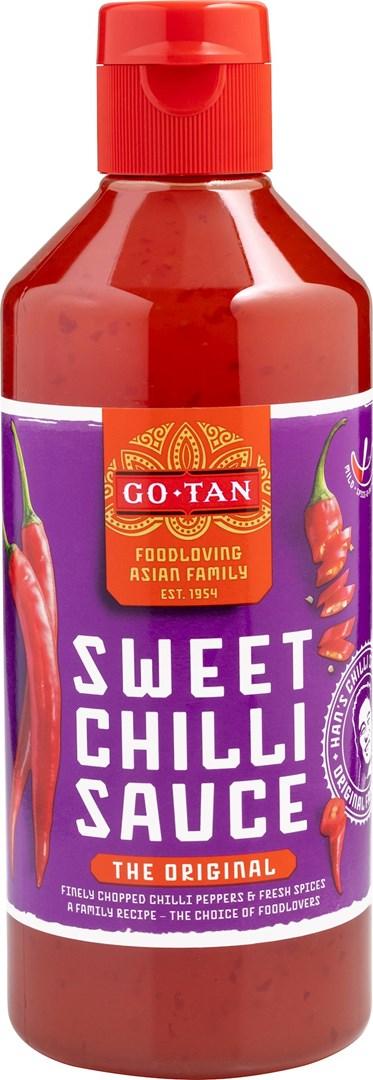 Productafbeelding Go-Tan Original Sweet Chillisaus 500ml