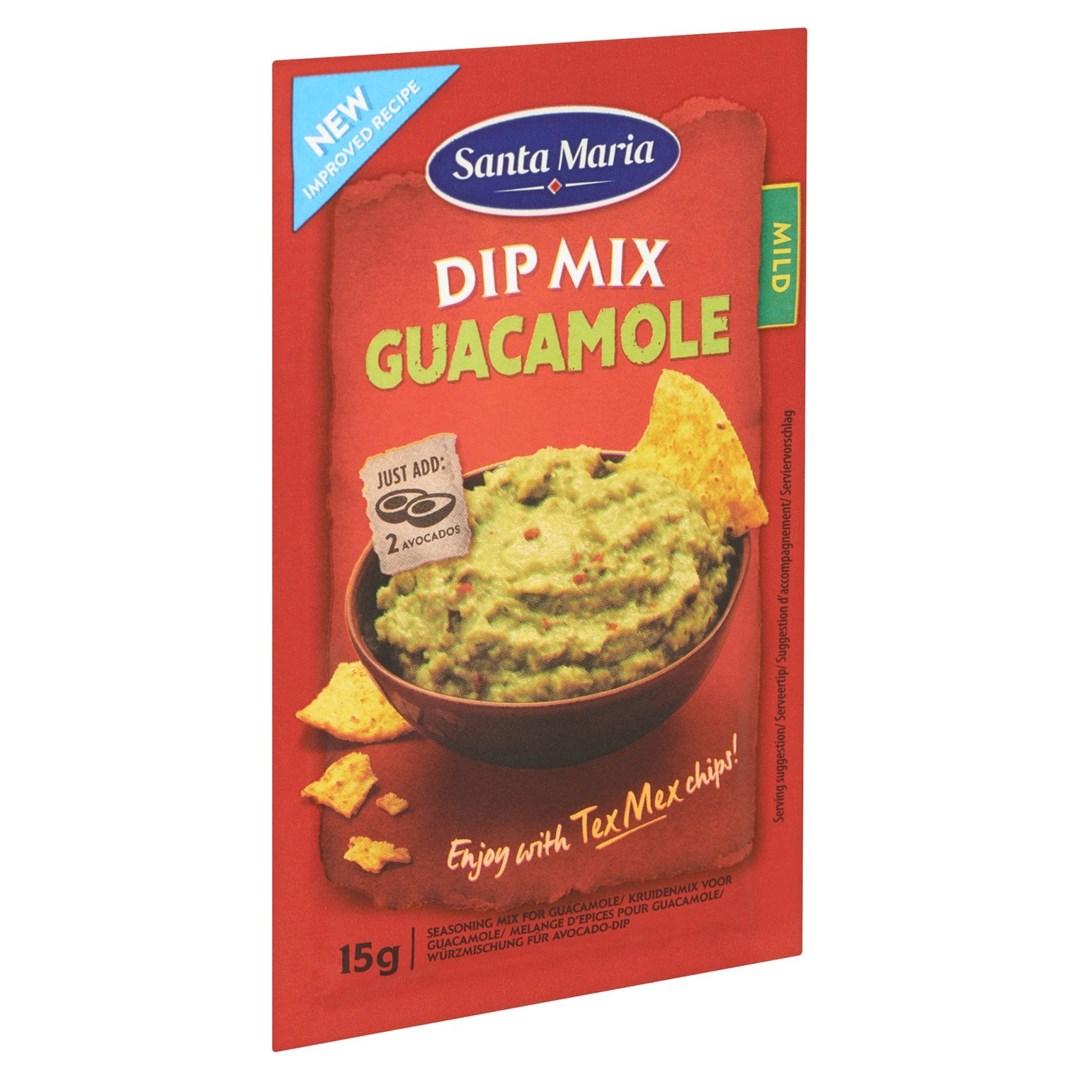 Productafbeelding Santa Maria 15G Dip Mix Guacamole