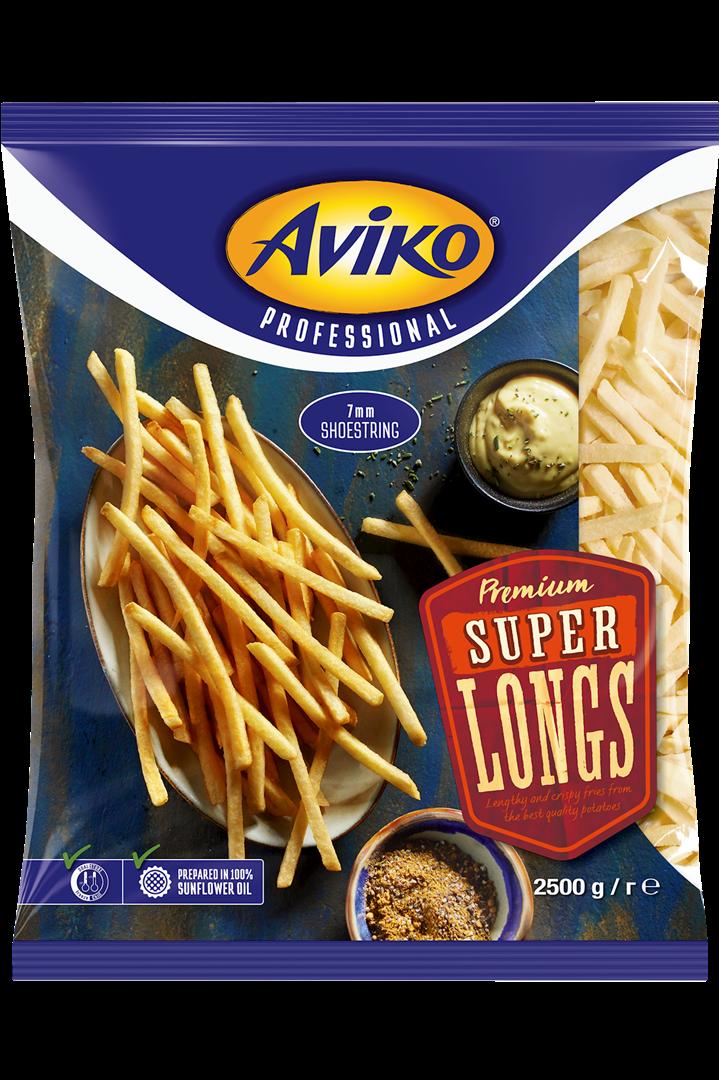 Productafbeelding Aviko Super Longs 7mm 2500g