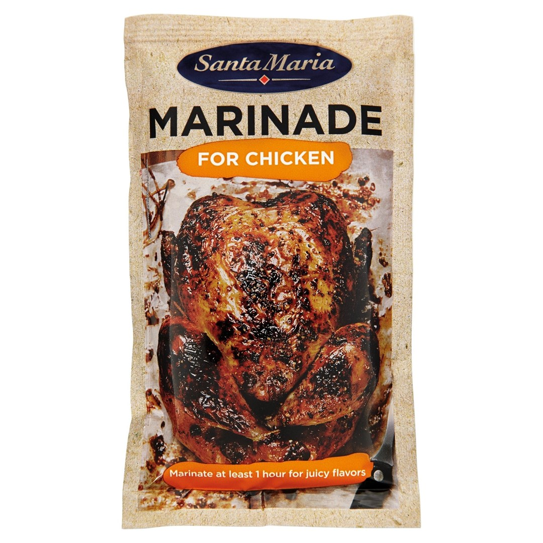 Productafbeelding Santa Maria 75G Bbq Marinade For Chicken