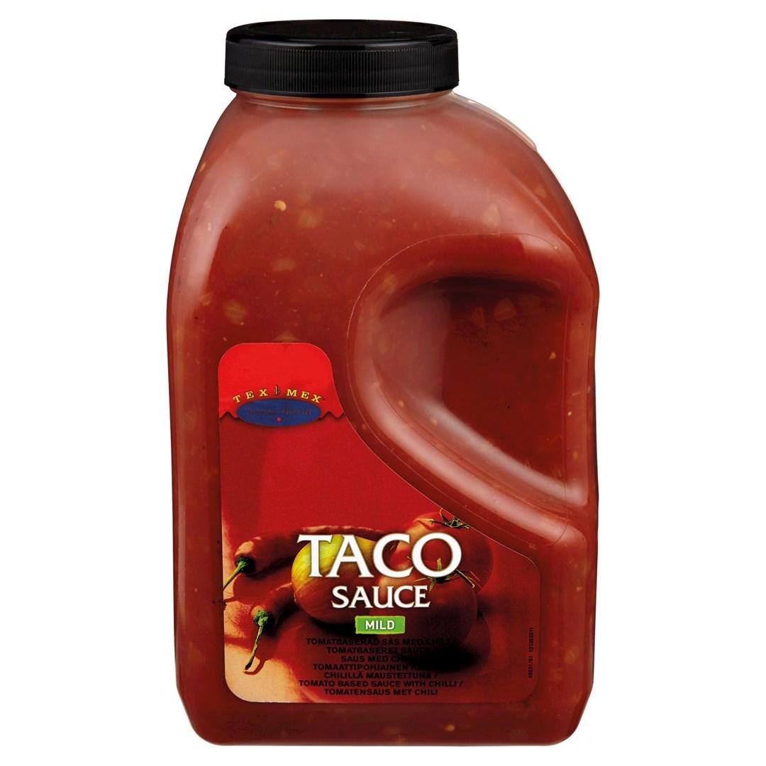 Productafbeelding Santa Maria 3700G Taco Sauce Mild