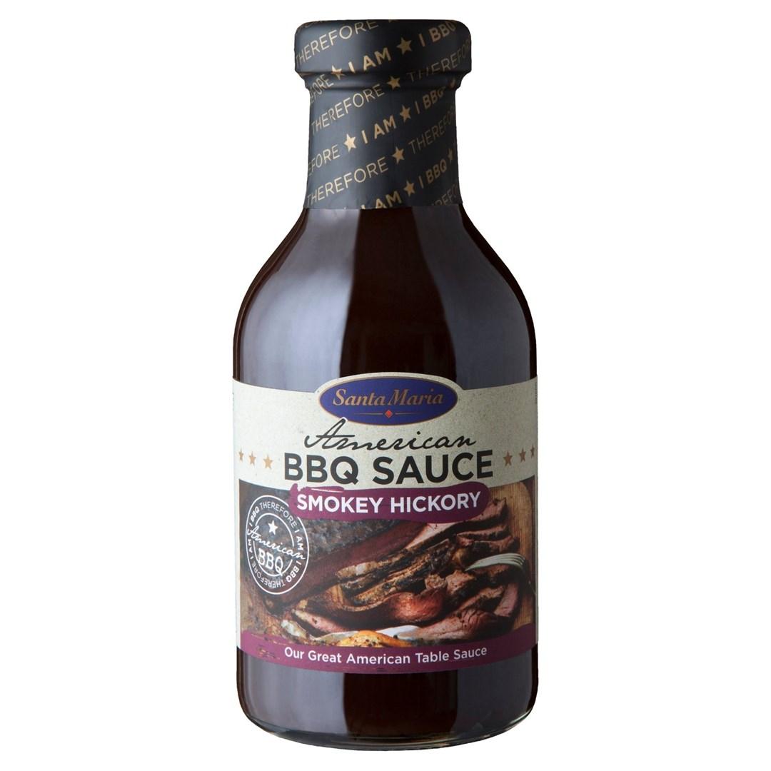 Productafbeelding Santa Maria 470G Ame Bbq Sauce Hickory