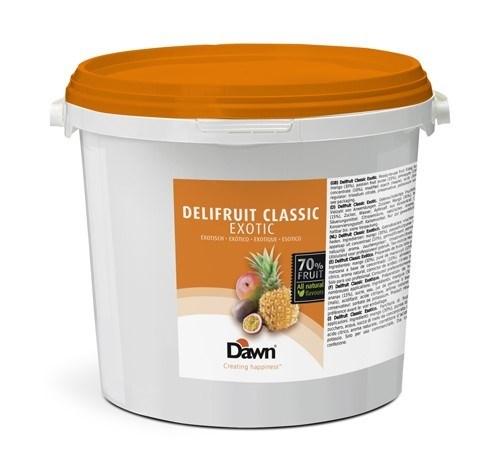Productafbeelding Dawn Delifruit Classic Exotisch 6 kg emmer