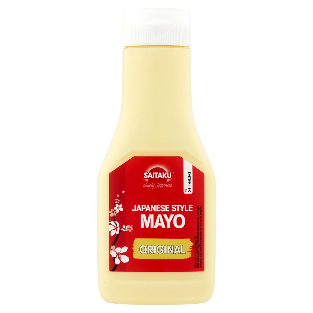 Productafbeelding Saitaku Saus Japanese Style Mayo Original 160 g Fles