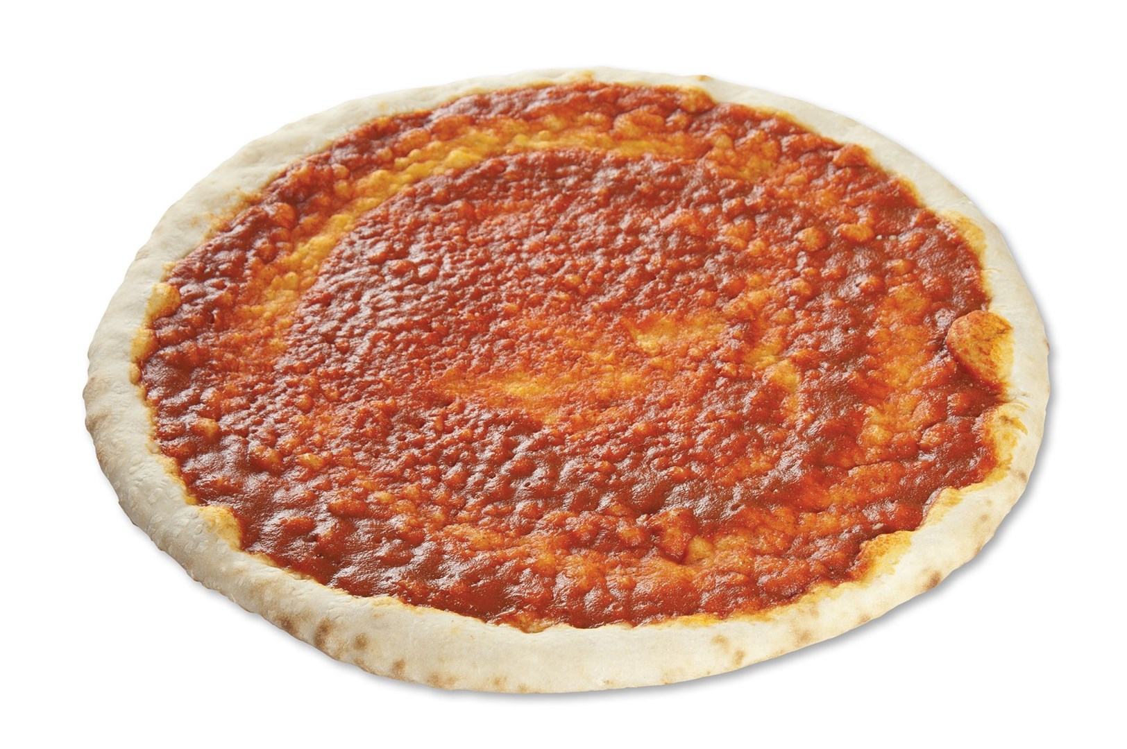 Productafbeelding Italiaanse Pizzabodem - Tomaat 29cm-285g/5st