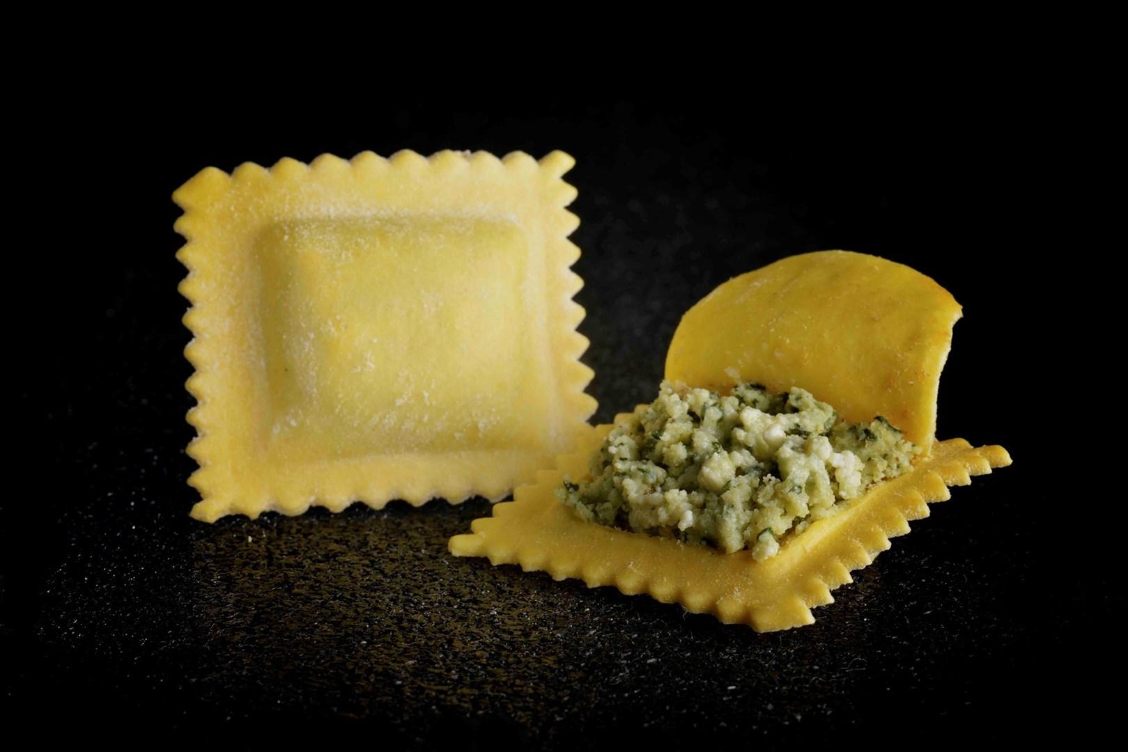 Productafbeelding Ravioli ricotta spinazie diepvries 1kg