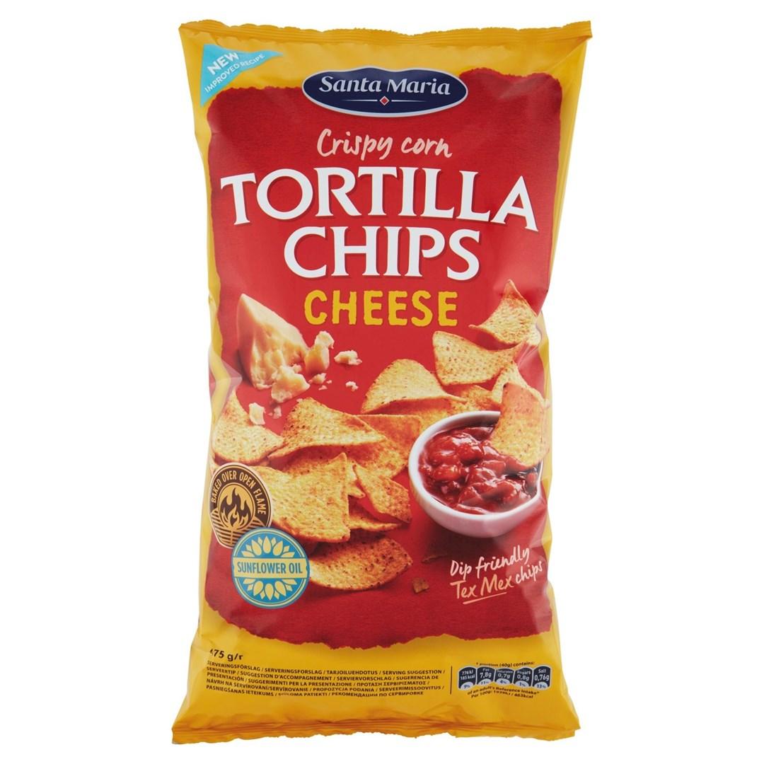 Productafbeelding Santa Maria 475G Tortilla Chips Cheese