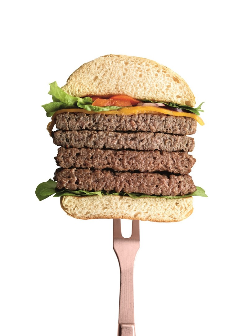 Productafbeelding Two Soul Burger 180 g